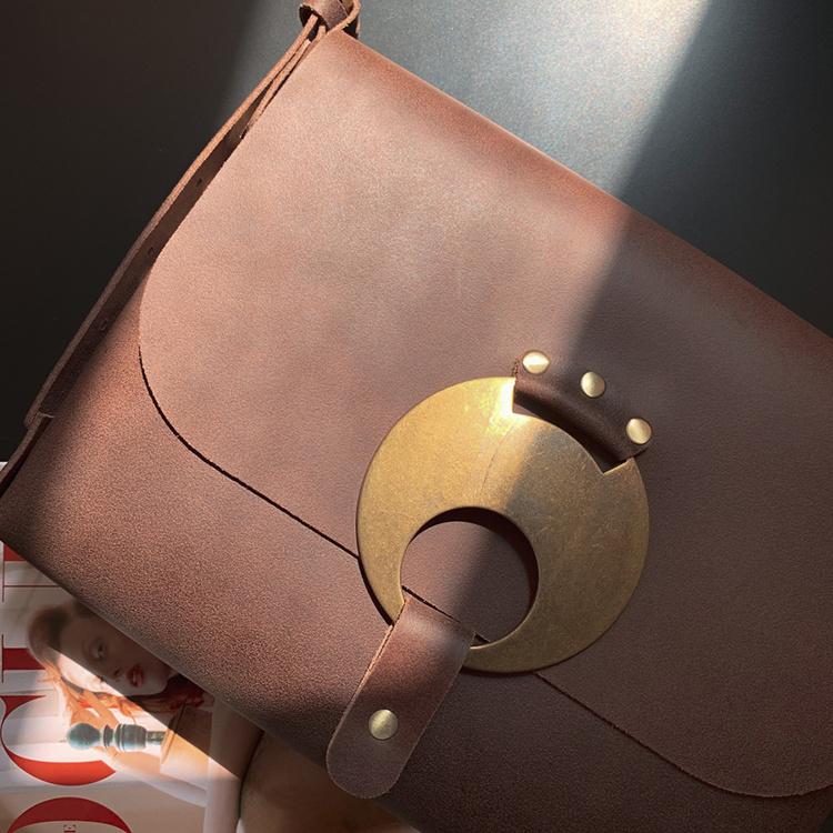"""Εικόνα της Δερμάτινη τσάντα """"Folegandros"""""""